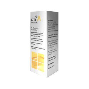 Oti - A Vitamina A Gocce Confezione 20 Ml