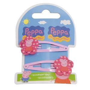Peppa Pig - Clic Clac Confezione 2 Pezzi