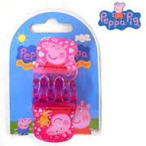 Peppa Pig - Pinza Confezione 2 Pezzi