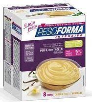 Pesoforma - Crema Vaniglia Confezione 8 Bustine