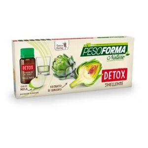 Pesoforma - Nature Detox Snellente Confezione 6 Flaconcini
