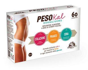 Erbenobili - Pesokal Donna/Uomo Confezione 60 Compresse