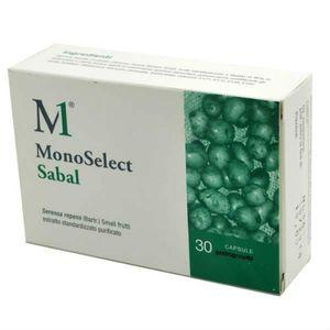 Monoselect - Sabal Confezione 30 Capsule