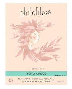 Phitofilos - Fieno Greco Tonico Emolliente Confezione 100 Gr