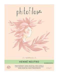 Phitofilos - Hennè Neutro Confezione 100 Gr