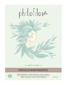 Phitofilos - Impacco Rinforzante Tonico Confezione 100 Gr