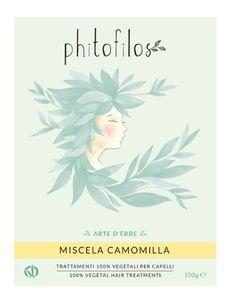 Phitofilos - Miscela Camomilla Confezione 100 Gr