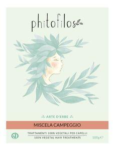 Phitofilos - Miscela Campeggio Castano Rame Confezione 100 Gr