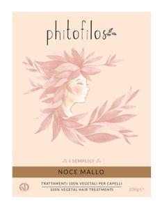 Phitofilos - Noce Mallo Ambra Marrone Confezione 100 Gr