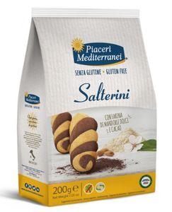 Piaceri Mediterranei - Salterini Senza Glutine Confezione 200 Gr