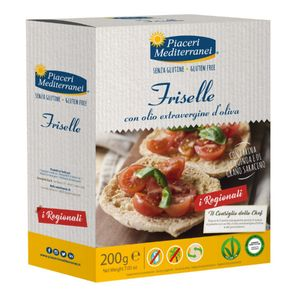Piaceri Mediterranei - Friselle Senza Glutine Confezione 200 Gr