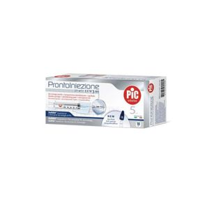 Pic - Siringa Pronta Iniezione G23X1 1/4 5 Ml Confezione 10 Pezzi