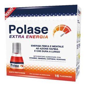 Polase - Extra Energia Confezione 16 Flaconcini