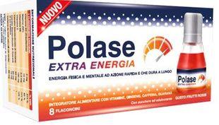Polase - Extra Energia Confezione 8 Flaconcini