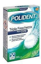 Polident - Tripla Fresch Confezione 66 Compresse