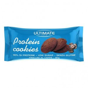 Ultimate - Protein Cookies Caffè Confezione 30 Gr