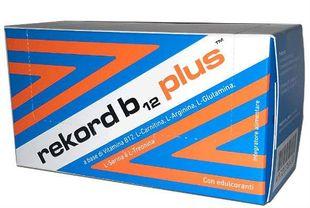 Rekord B12 Plus - Confezione 10X10 Ml (Confezione Danneggiata)