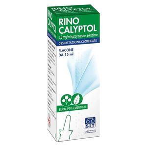 Rinocalyptol - Spray Nasale Flacone Confezione 15 Ml