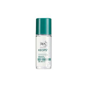Roc - Keops Deodorante Roll On Confezione 30 Ml