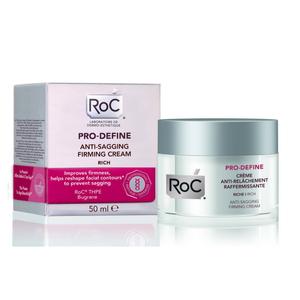 Roc -  Pro Define Crema Ricca Anti Rilassamento VIso Confezione 50 Ml