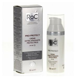RoC - Pro Protect Extra Crema Lenitiva Protettiva Spf 50 Confezione 50 Ml