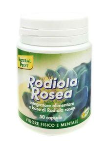 Rodiola Rosea - Confezione 50 Capsule