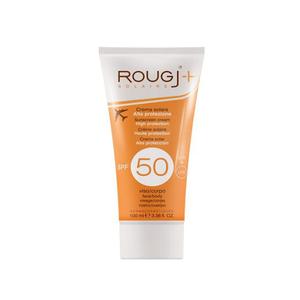 Rougj - Crema Solare Corpo Spf 50 Confezione 100 Ml