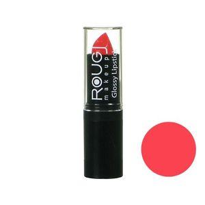 Rougj - Rossetto Glossy Lipstick Spf 6 N 01 Corallo