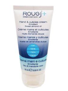 Rougj - Crema Mani Emolliente Confezione 75 Ml