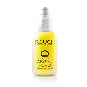 Rougj - Olio Argan Viso/Corpo/Capelli Confezione 30 Ml
