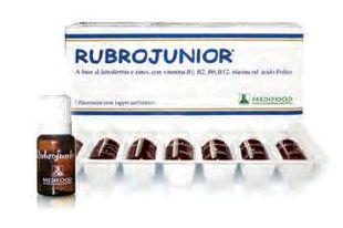 Rubro Junior - Confezione 7 Flaconcini