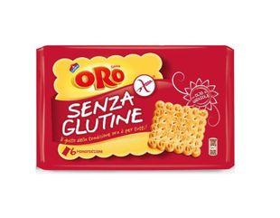 Oro Saiwa - Biscotti Senza Glutine Confezione 200 Gr