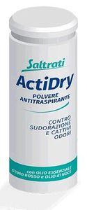 Saltrati - Actidry Polvere Antitraspirante Confezione 75 Ml