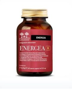 Salugea - Energea+ Confezione 60 Capsule
