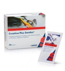 Sandoz - Creatina Plus Confezione 20 Bustine