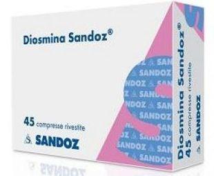 Sandoz - Diosmina Confezione 45 Compresse