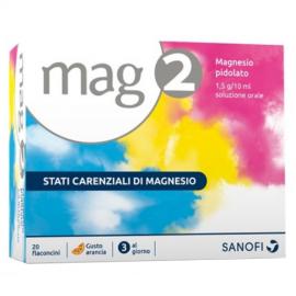 Mag - 2  2.25 G Confezione 40 Bustine