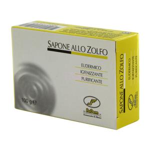 New Fa.Dem. - Sapone Zolfo Confezione 100 Gr