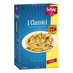 Schar - Fusilli Senza Glutine Confezione 500 Gr