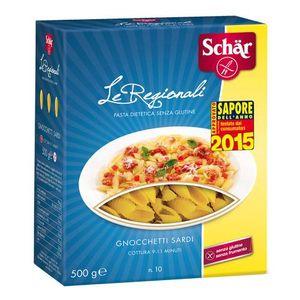 Schar - Gnochetti Sardi Senza Glutine Confezione 500 Gr
