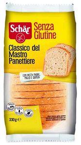 Schar - Mastro Pane Senza Glutine Confezione 330 Gr
