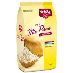 Schar - Mix B Preparato Pane Senza Glutine Confezione 1 Kg