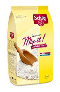 Schar - Mix It Farina Universale Senza Glutine Confezione 1 Kg