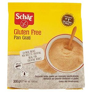 Schar - Pan Gratì Senza Glutine Confezione 450 Gr