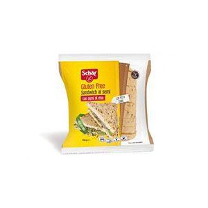 Schar - Sandwich Ai Semi Senza Glutine Confezione 400 Gr (Scadenza Prodotto 17/11/2020)