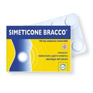 Simeticone - 120 Mg Confezione 24 Compresse