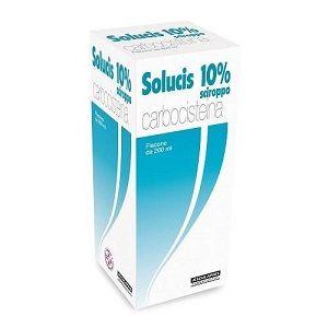Solucis - Sciroppo 10% Confezione 200 Ml