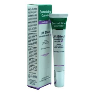 Somatoline - Cosmetic Lift Effect 4D Contorno Occhi Confezione 15 Ml