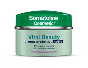 Somatoline - Viso Vital Beauty Notte Confezione 50 Ml