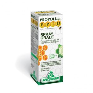 Specchiasol - Epid Spray Lime Confezione 15 Ml